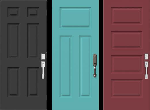 Возврат дверей