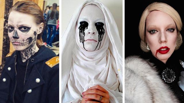 Возврат костюма на хэллоуин