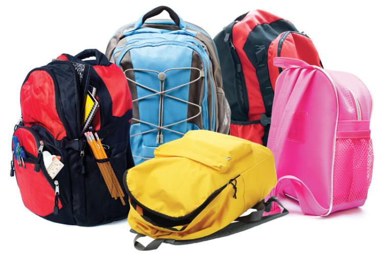 Возврат рюкзака (школьного, походного или городского)