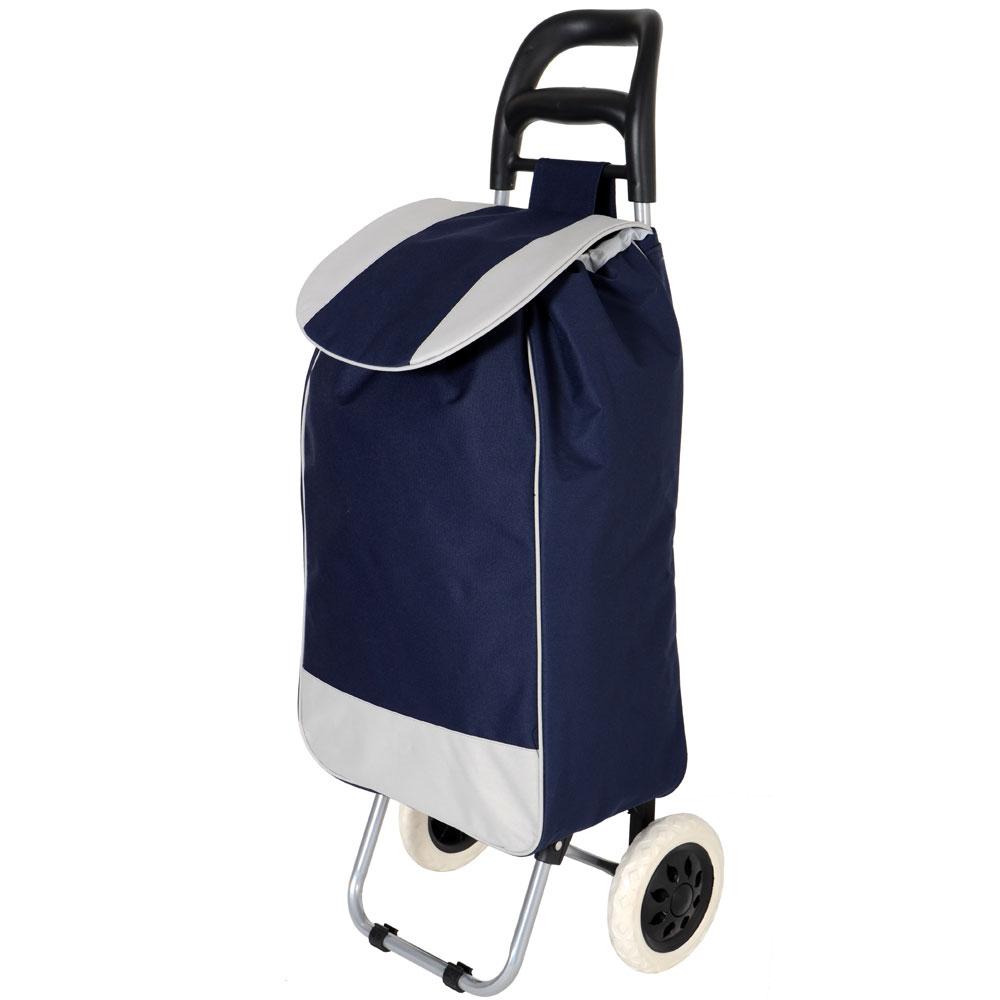 Возврат сумки-тележки на колесах