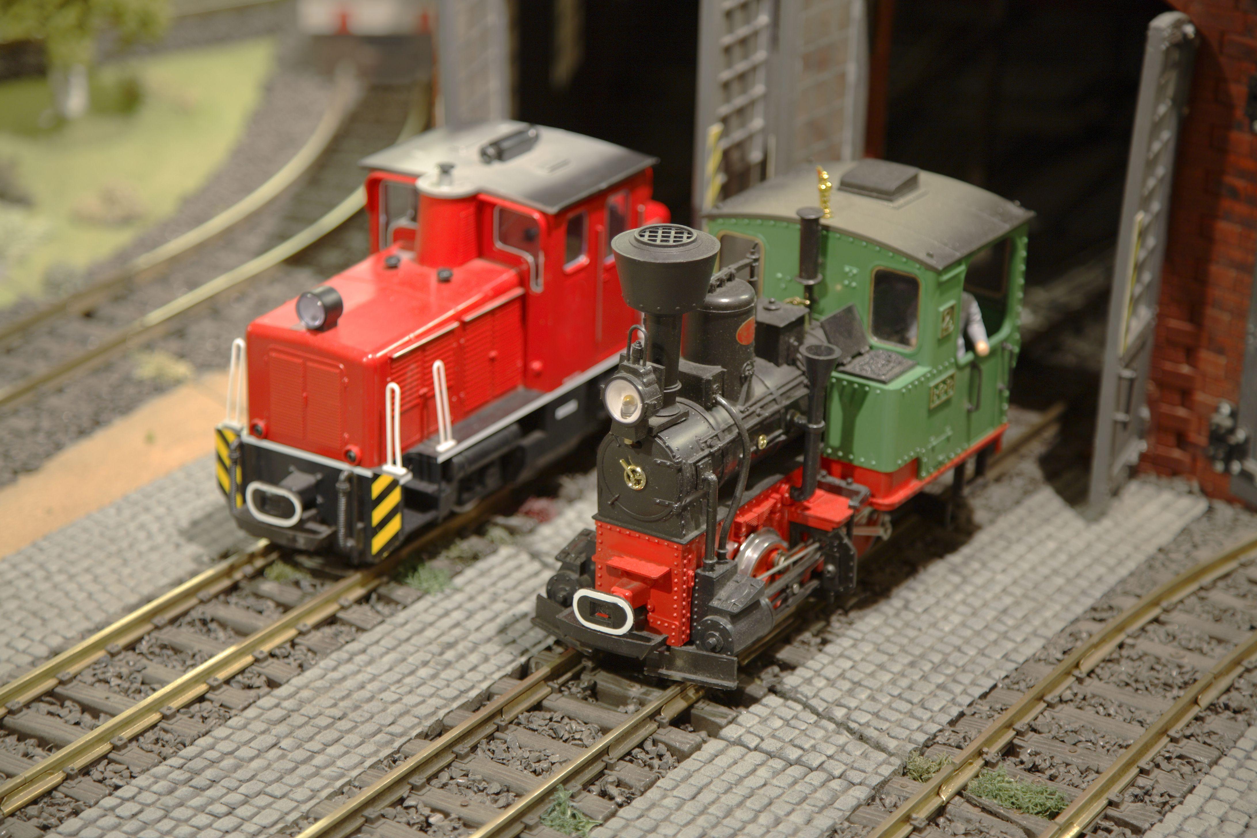 Возврат детской железной дороги