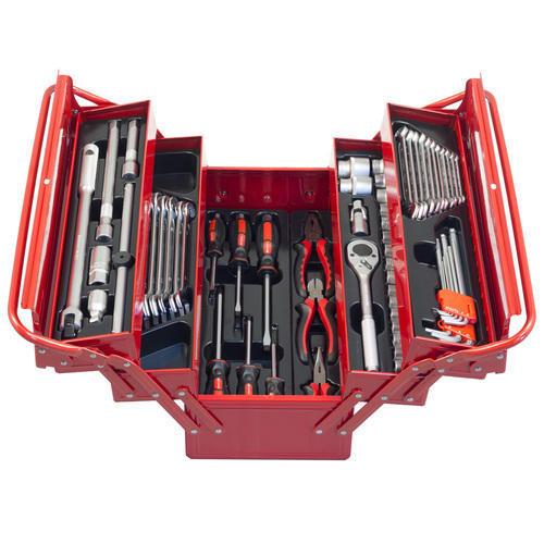 Возврат ящика для инструментов