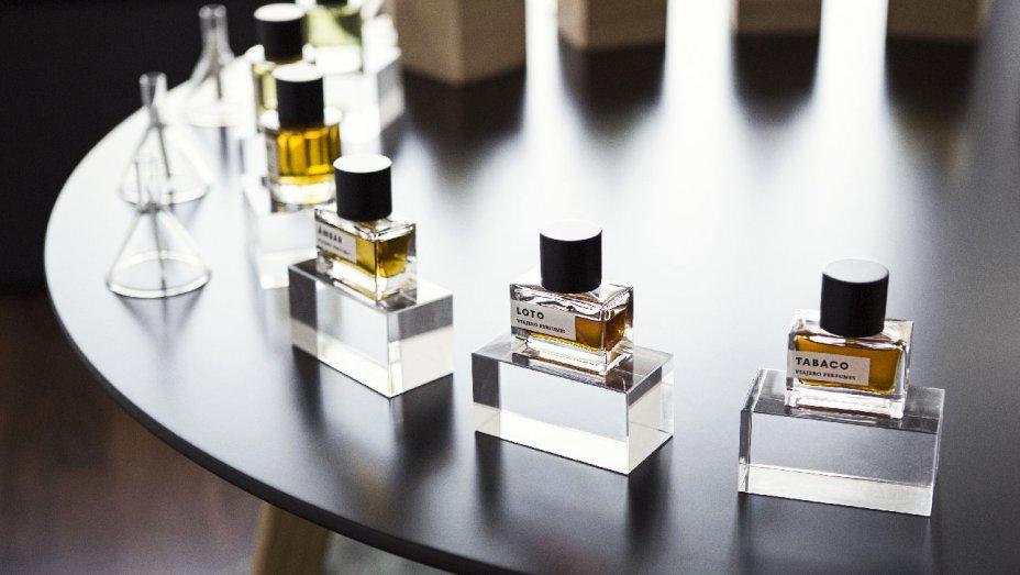 Возврат парфюмерии