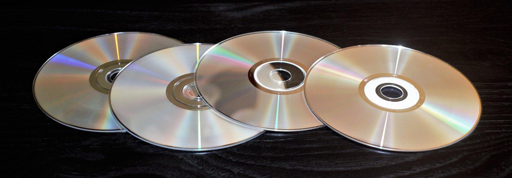Возврат CD/DVD - диска
