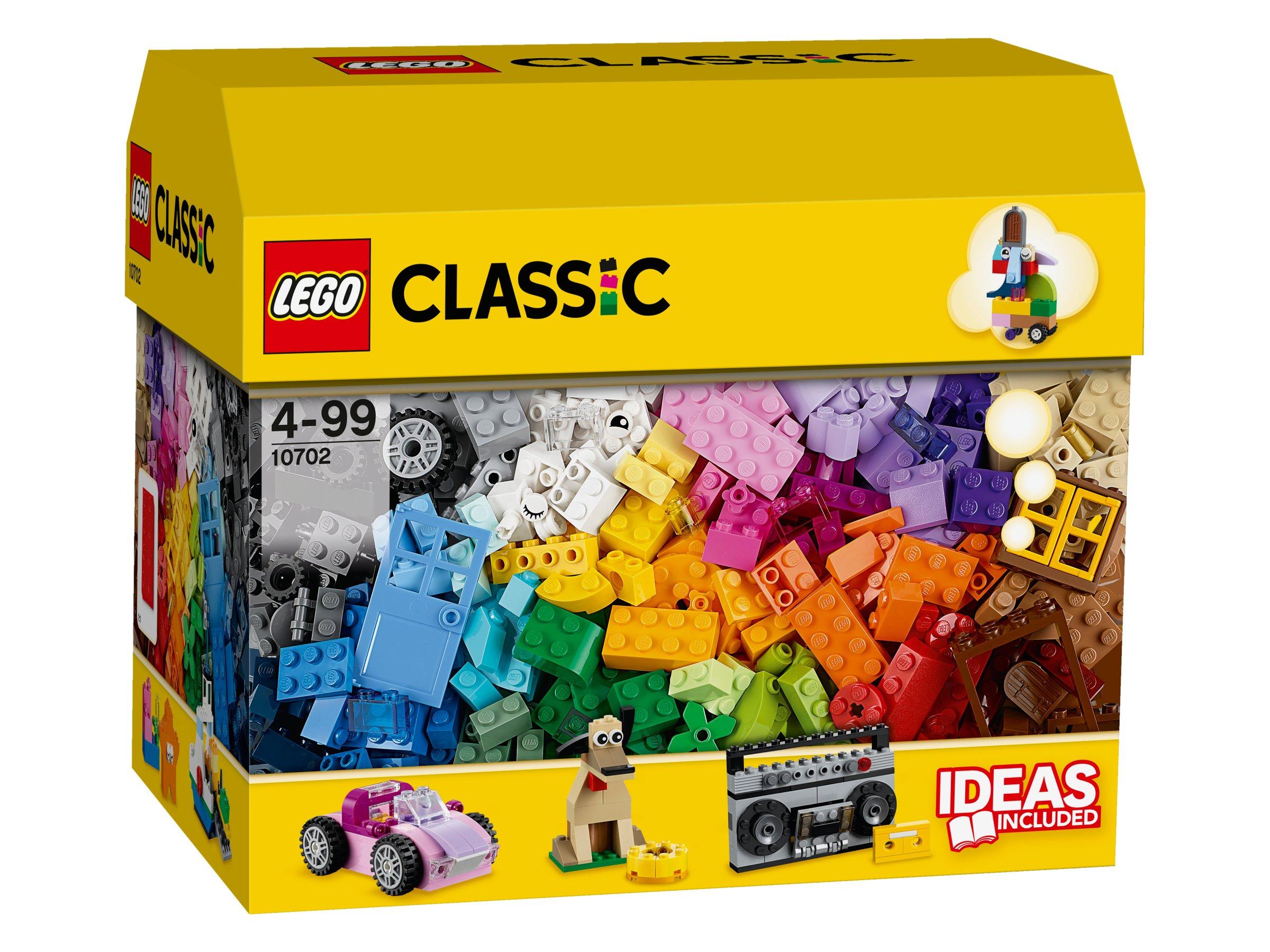 Возврат конструктора lego