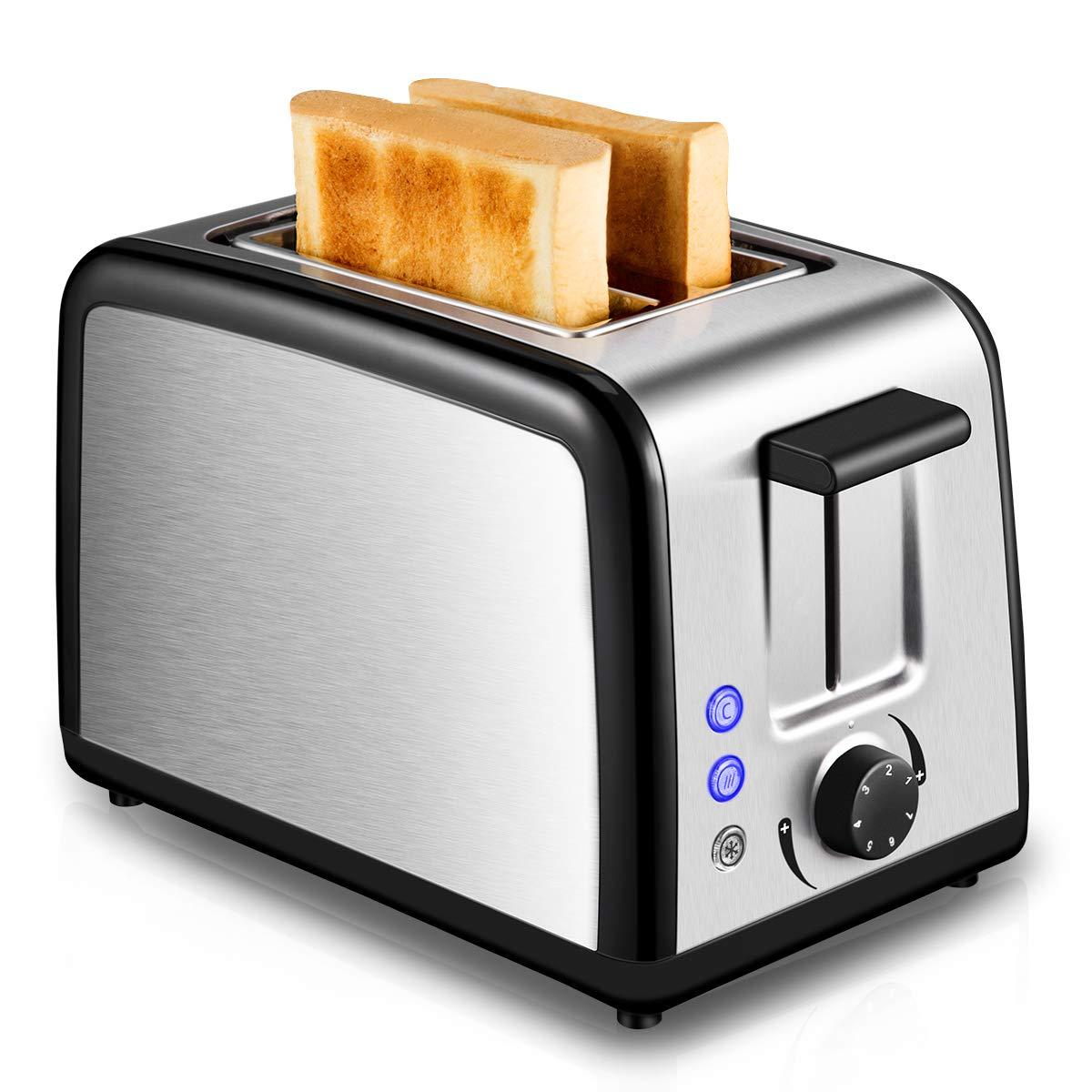 Возврат тостера
