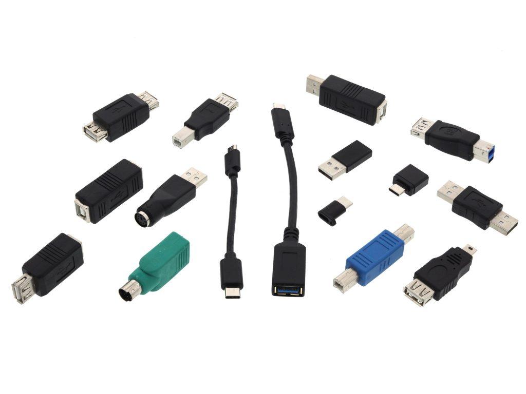 Возврат переходника USB