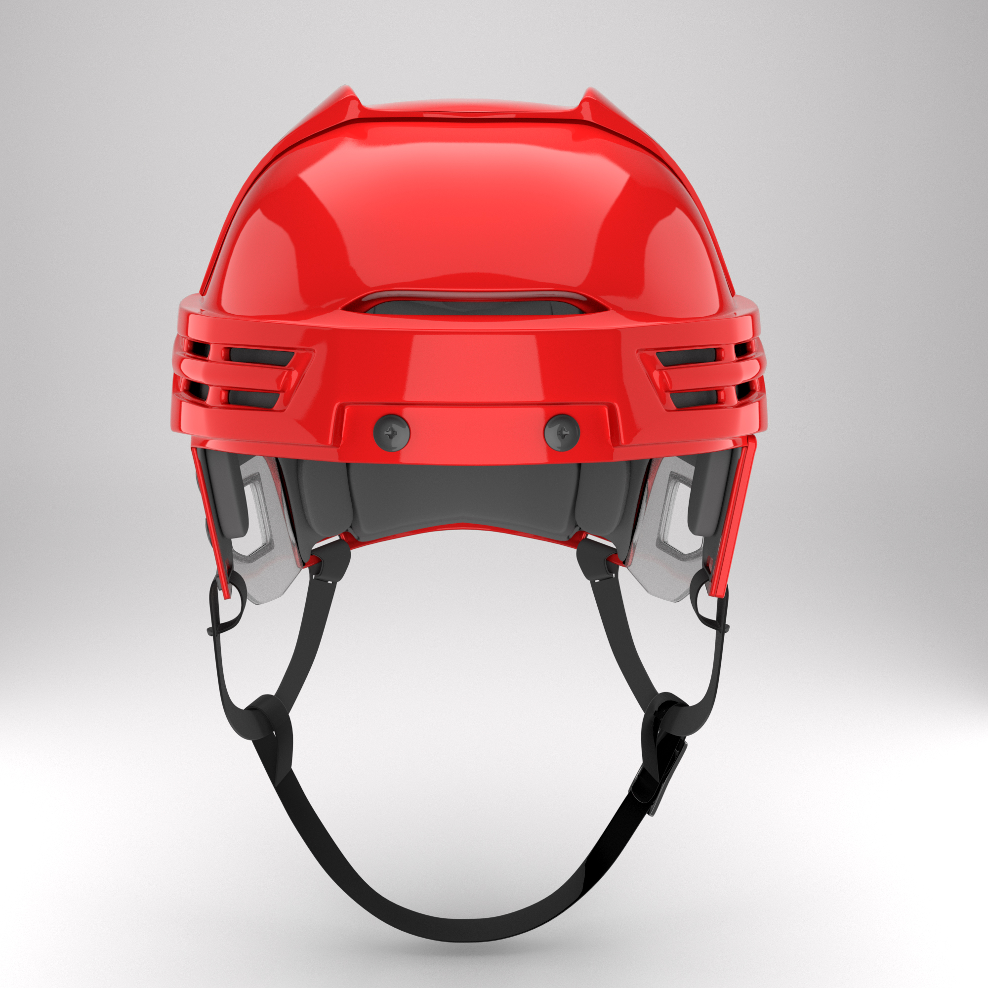 Возврат хоккейного шлема
