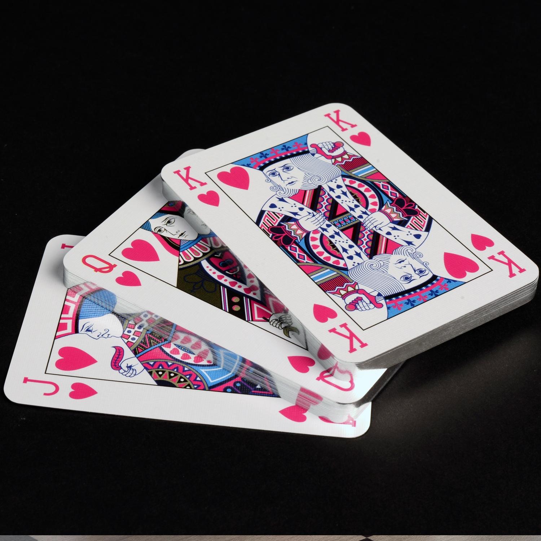 Возврат игральных карт