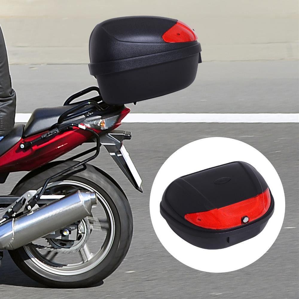 Возврат мотоциклетного багажника