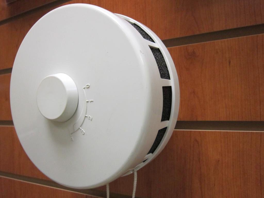 Возврат клапана приточной вентиляции (кив)