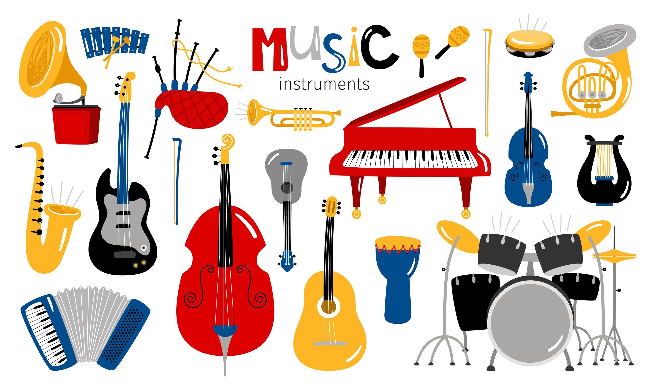Возврат музыкальных инструментов