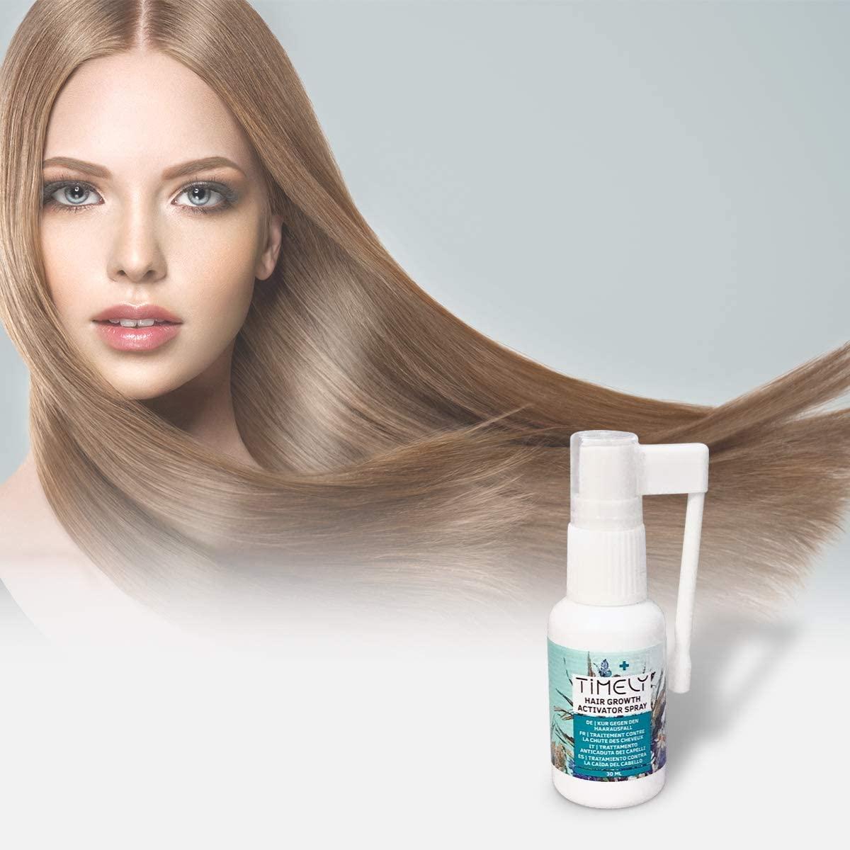 Возврат активатора роста волос