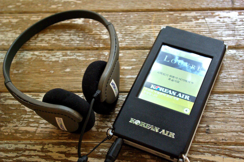 Возврат аудиогида