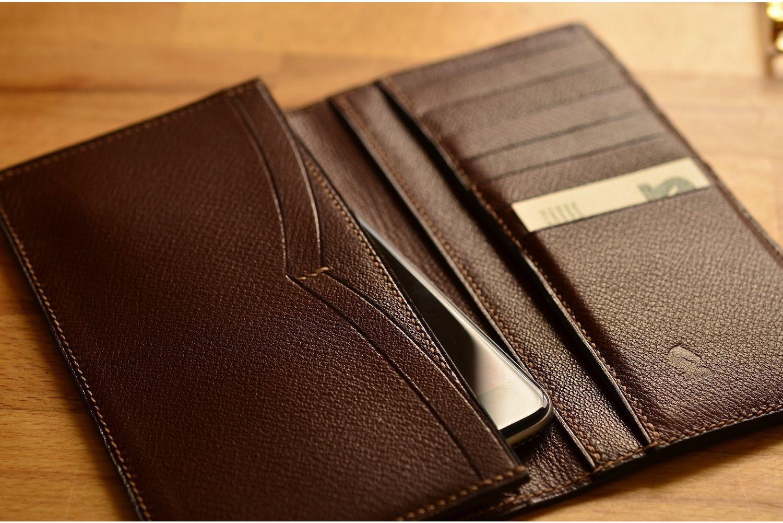 Возврат бумажника