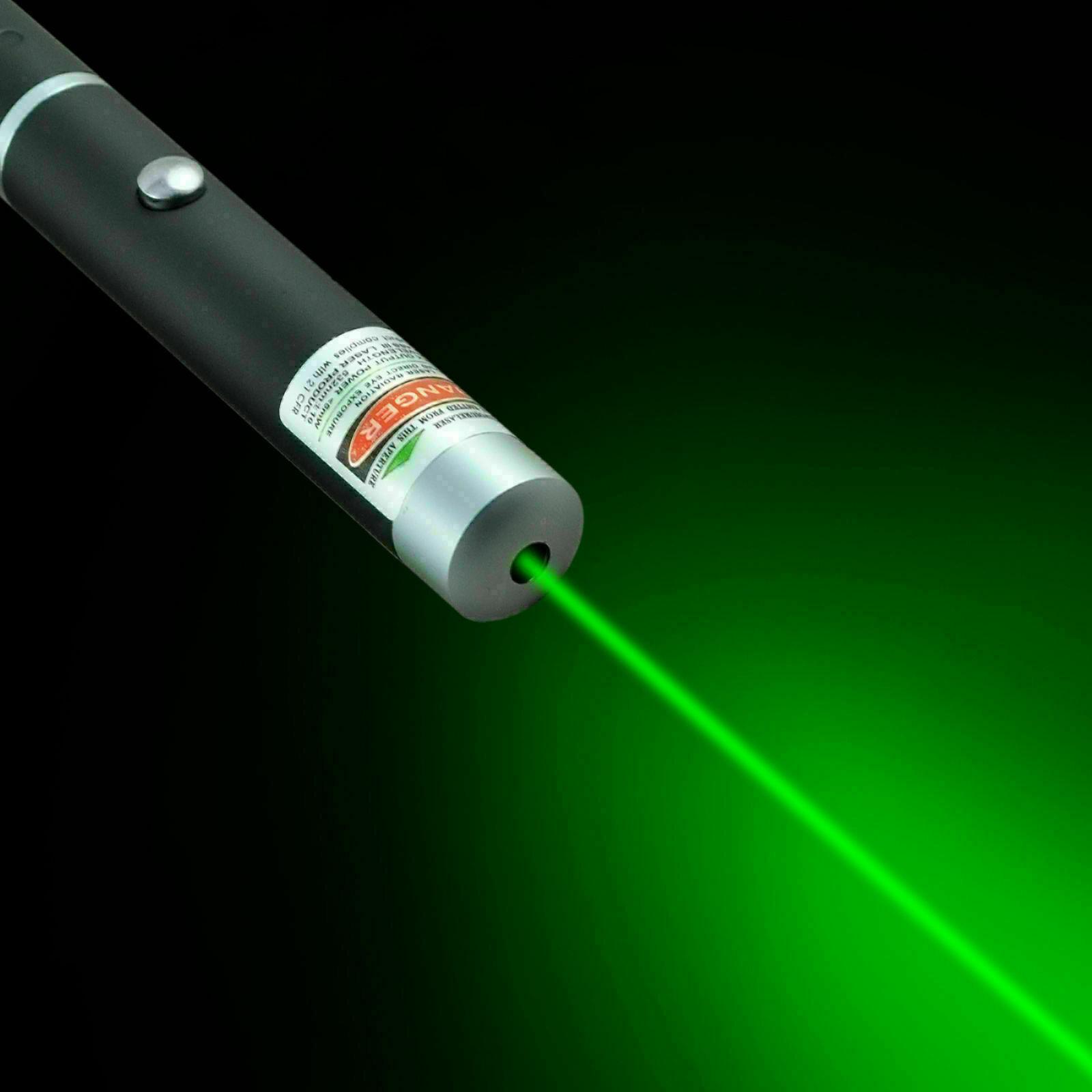 Возврат лазерной указки