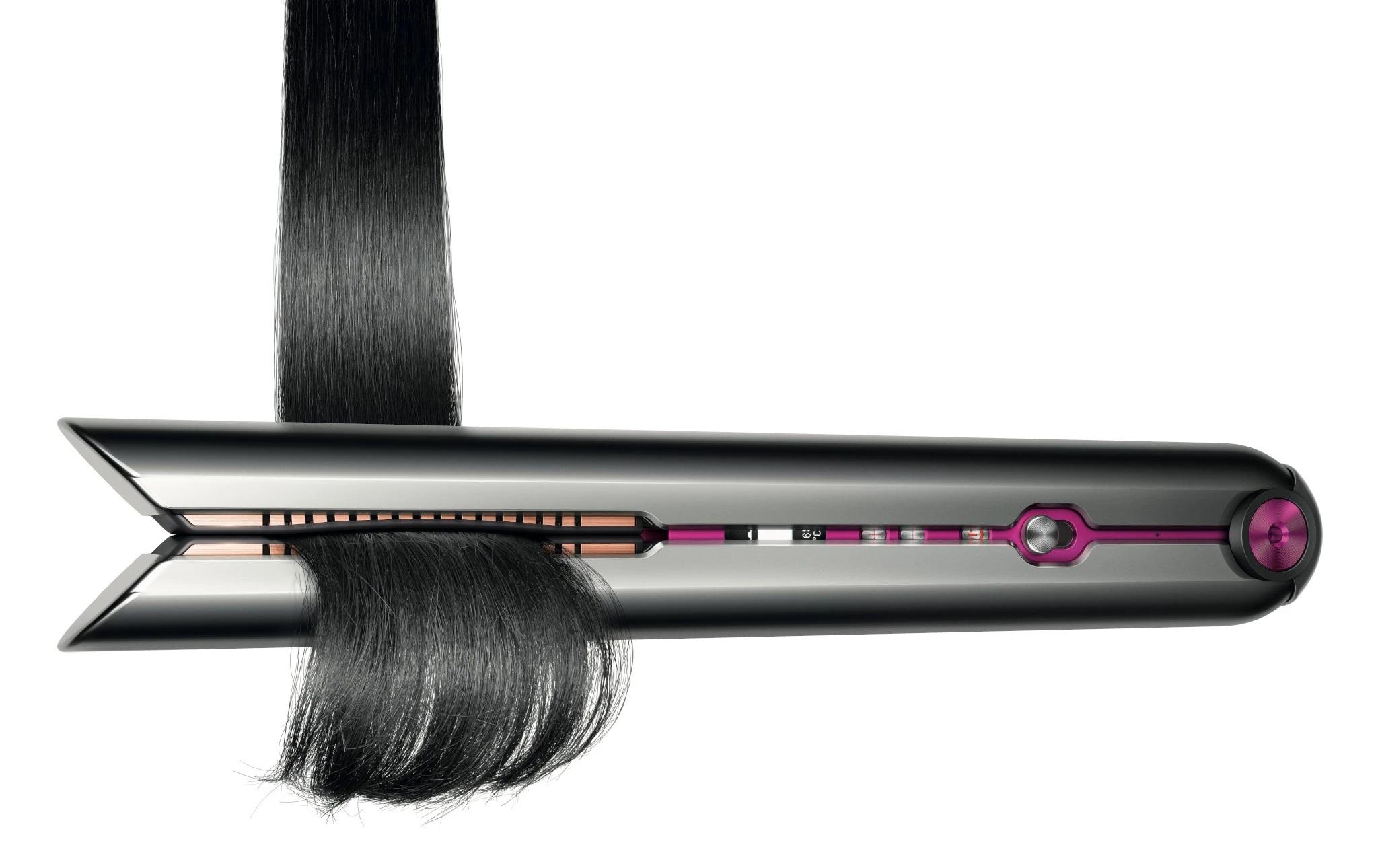 Возврат выпрямителя для волос